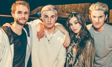 Hailee Steinfeld & Grey – Starving Feat. Zedd Lyrics