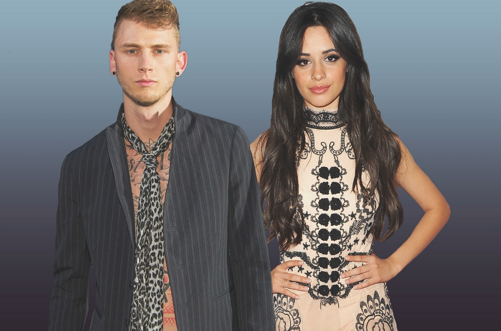 machine gun kelly x camila cabello bad things lyrics
