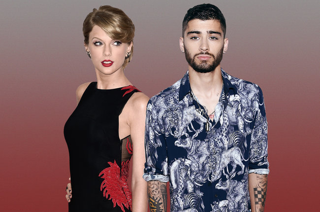 Zayn Malik Feat. Taylor Swift – I Don't Wanna Live Forever Lyrics