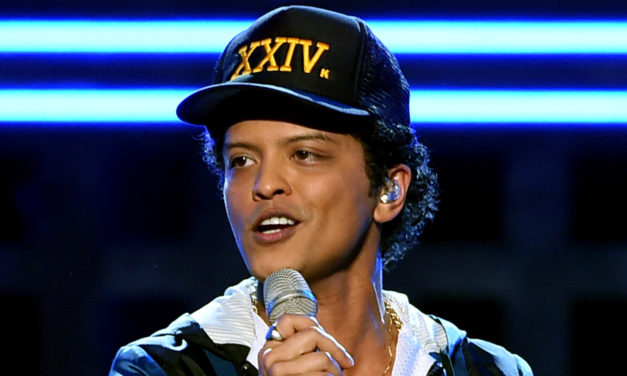 Bruno Mars – Locked Out of Heaven Lyrics
