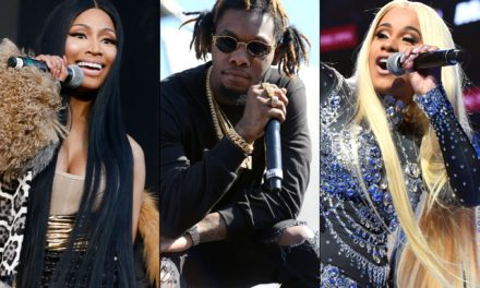 Migos, Nicki Minaj & Cardi B – MotorSport Lyrics