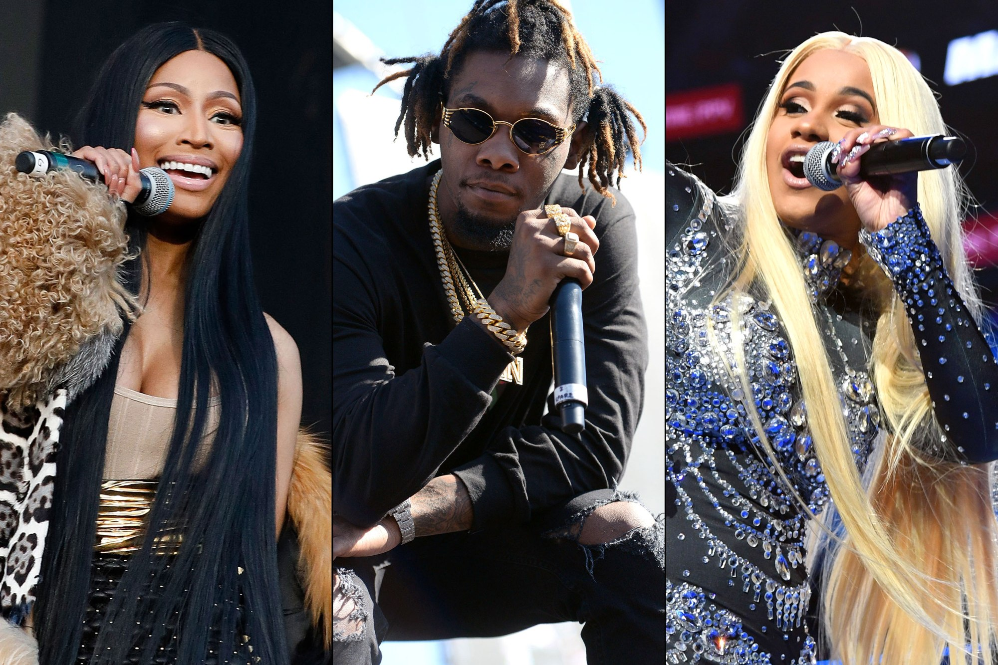 Migos, Nicki Minaj & Cardi B – MotorSport Lyrics | Lirik Lab